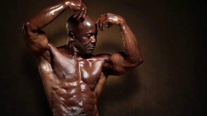 78-year-old vegan bodybuilder, Jim Morris